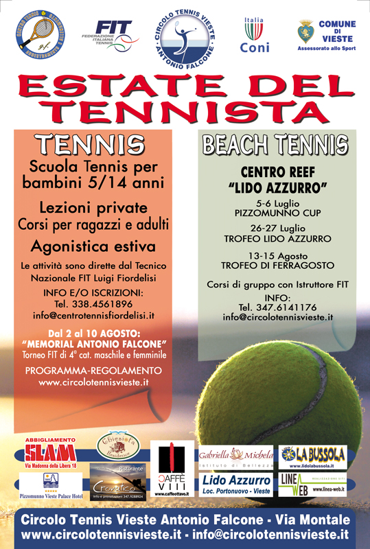 Estate del Tennista